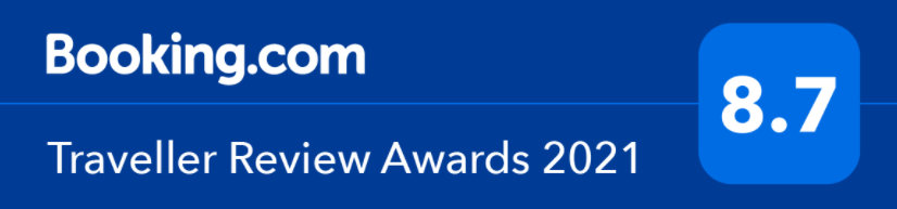 Auszeichnungen von booking.com